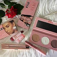 Подарочный набор косметики Kylie KKW 7 in 1(Реплика)
