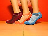 Носки спортивные летние сетка Adidas размер 36-40 ассорти