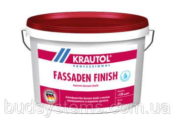 Краска для фасадных работ Krautol Fassaden Finish, 10л