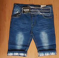 Подростковые джинсовые шорты