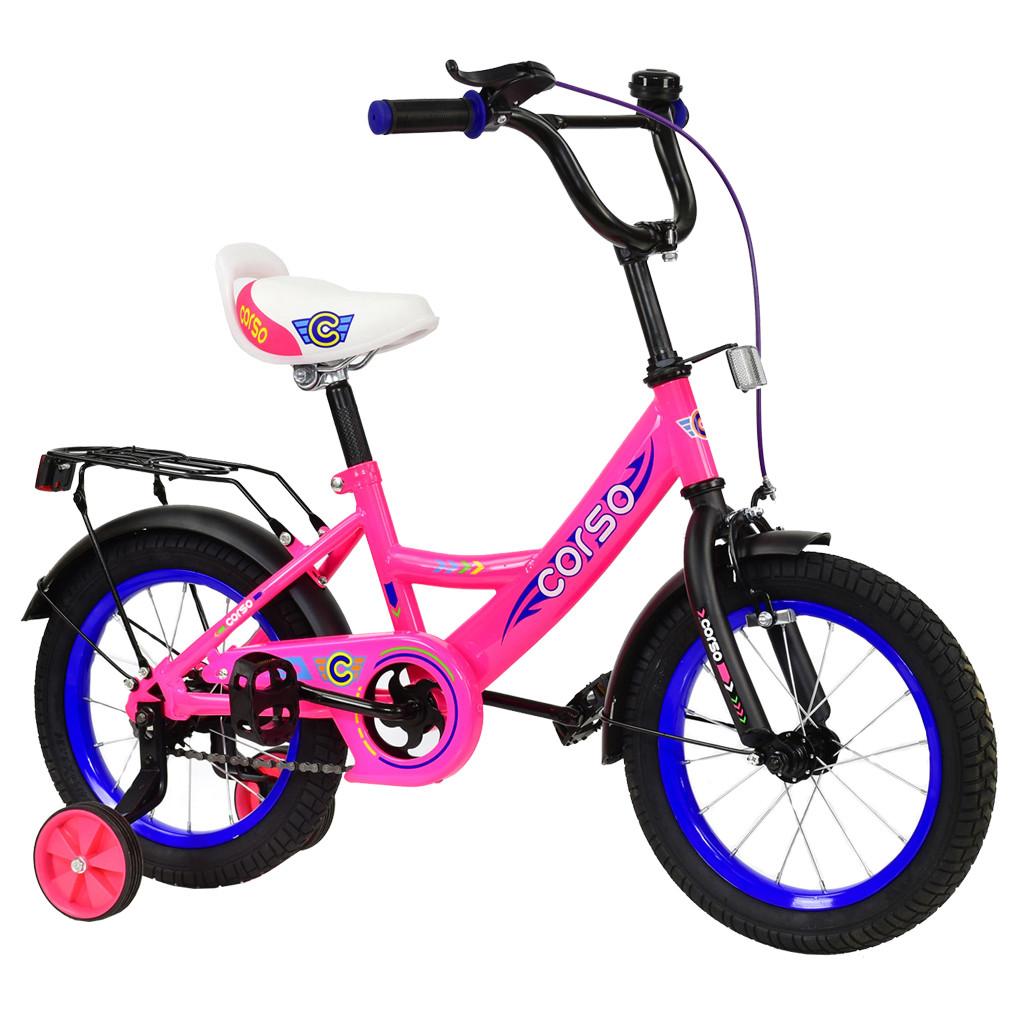 Велосипед CORSO Розовый С-14780