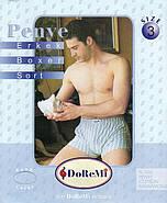 БАЙКА - Мужские трусы семейные DoReMi размер 5, 6, 7, Турция                                        , фото 3