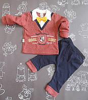 Детский нарядный костюм Джентльмен на 6 месяцев
