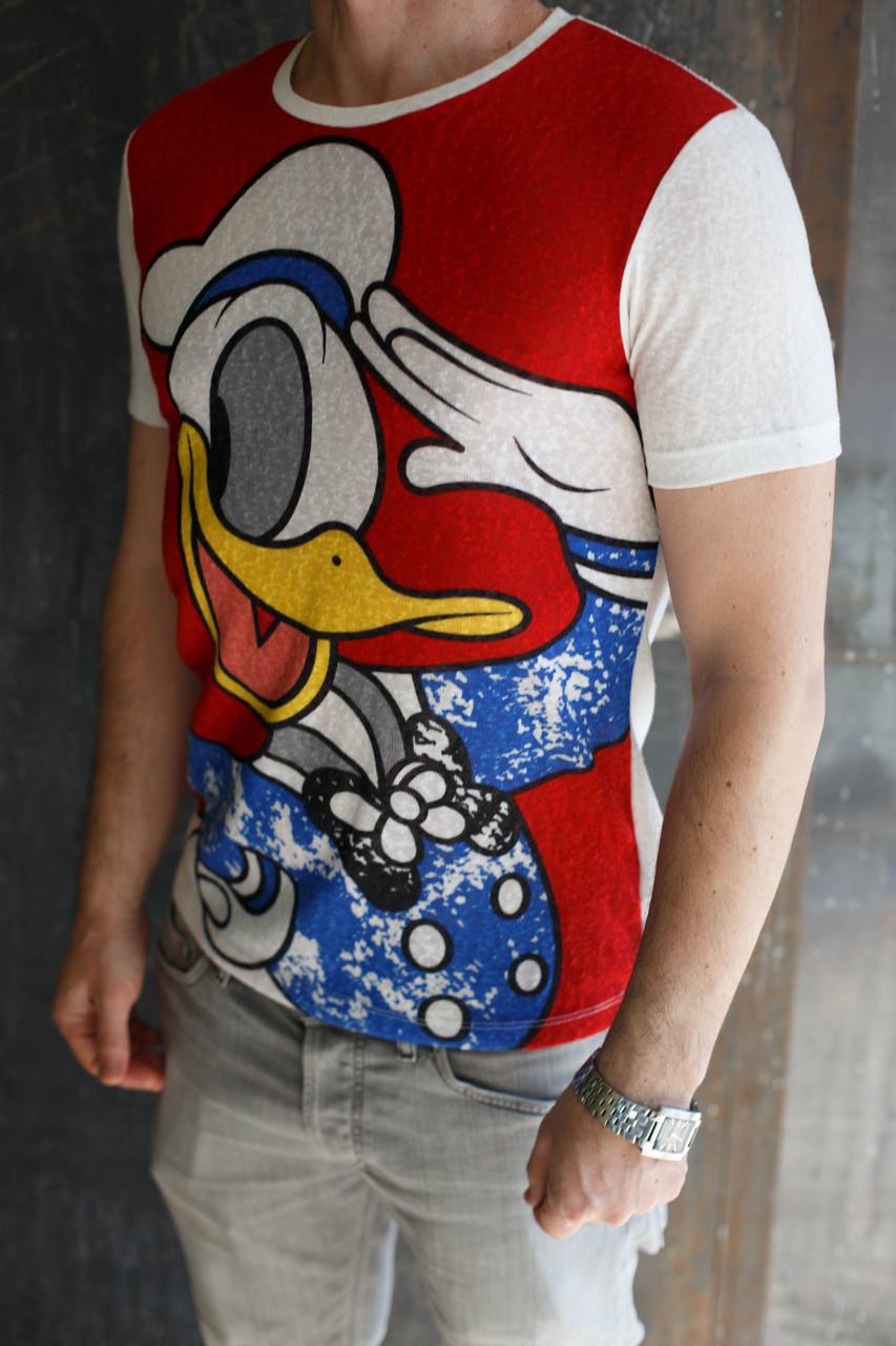 Футболка мужская Donald Duck.