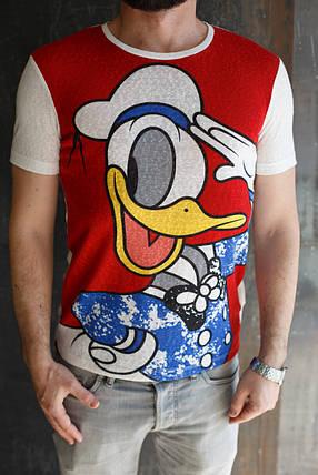 Футболка мужская Donald Duck., фото 2