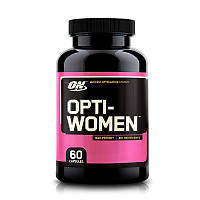 Витамины OPTI WOMEN OPTIMUM NUTRITION 60 капсул