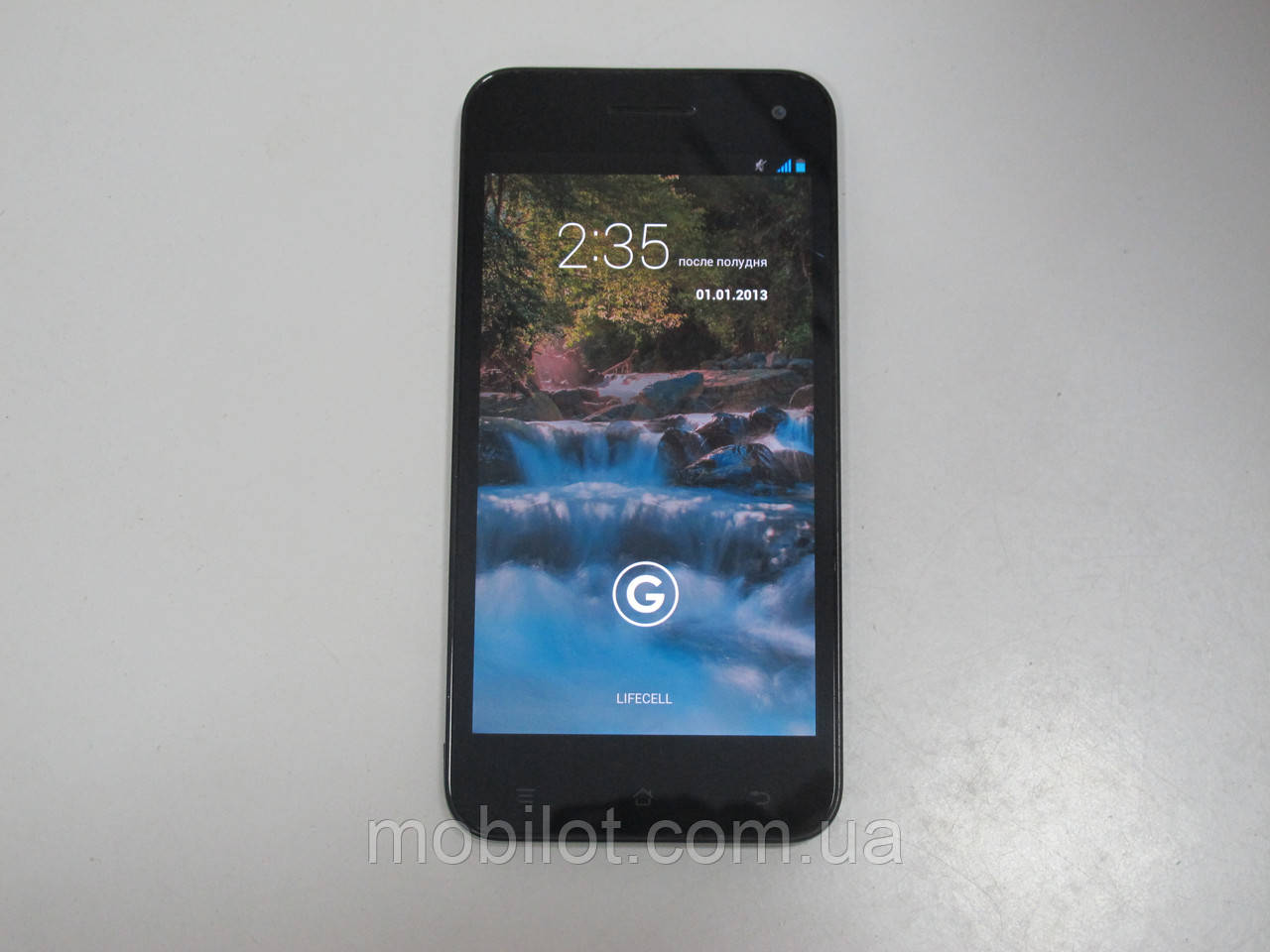 Мобильный телефон Gigabyte GSmart Guru G1 (TZ-6423)