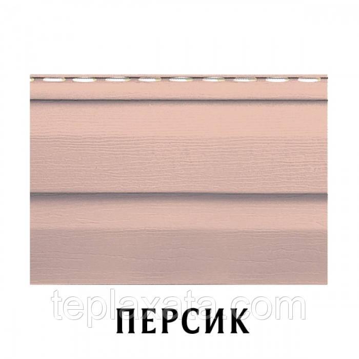 ОПТ - Панель стеновая (корабельная доска) DOCKE Персик (0,835 м2)