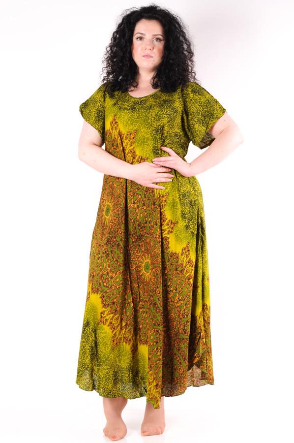 Летнее женское платье 1286-6