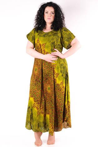 Летнее женское платье 1286-6, фото 2