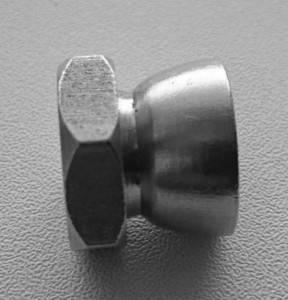 Гайка антивандальная отрывная М8 art 9305, фото 2
