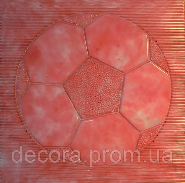 Формы для тротуарной плитки «Мяч» глянцевые пластиковые АБС ABS