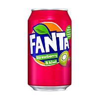 Газировка Fanta - Strawberry&Kiwi 355ml