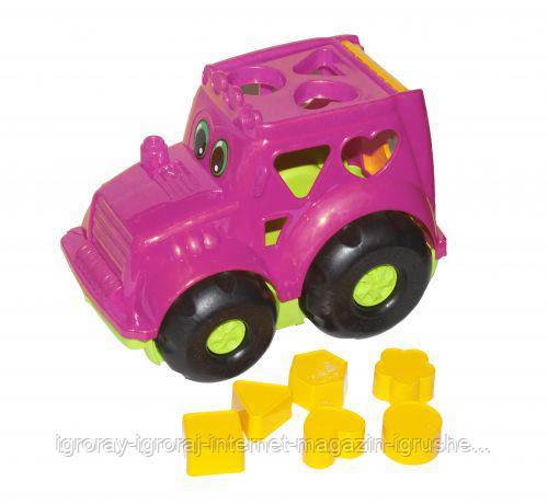 Трактор-сортер