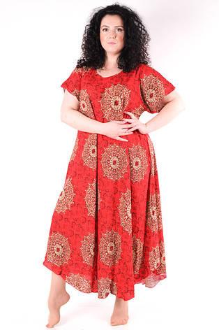 Женское летнее платье 1286-8, фото 2