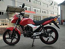 Мотоцикл HORNET R-150 (150куб.см), красный, фото 2