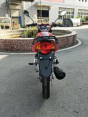 Мотоцикл HORNET R-150 (150куб.см), красный, фото 3