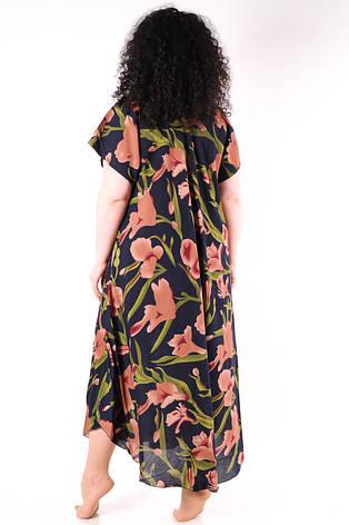 Женское летнее платье 1286-13, фото 2