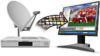 Втановлення супутникового ТБ, T2 цифрового ТБ
