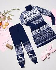 """Платье для девочки """"Лапландия"""", 34, 38, 42 размер, фото 2"""