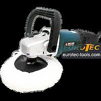Полировочная машина с регуляцией Erman CP 105, 180 мм полировальная машина для авто, фото 1