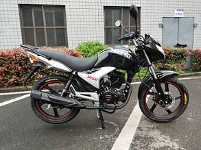 Мотоцикл HORNET R-150 (150куб.см), черный