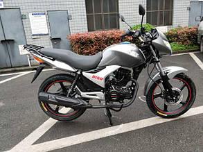 Мотоцикл HORNET R-150 (150куб.см), мокрый асфальт