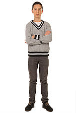 """Джемпер для мальчика """"Студент"""", фото 2"""