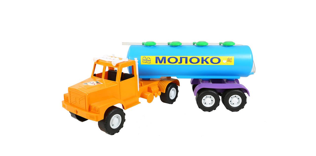 Іграшкова Автоцистерна Муссон Оріон 306