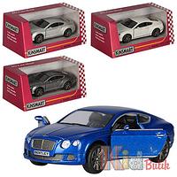 Автомодель Bentley Continental GT Speed Kinsmart 6903155826010