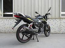 Мотоцикл HORNET GT-150 (150куб.см), мокрый асфальт, фото 2