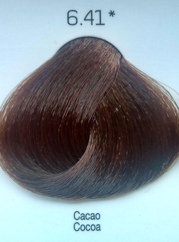 Стойкая крем-краска Color One KROM 6/41 Какао , 100 мл