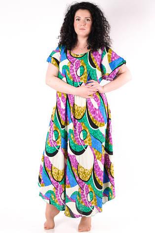 Женское летнее платье 1286-30, фото 2