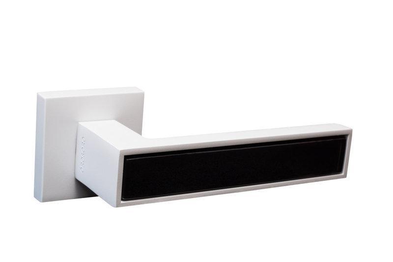 Дверная ручка ORO&ORO PRESTIGE 204-15E White белый жемчуг