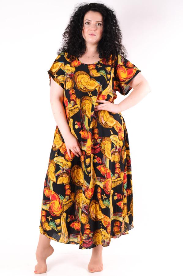 Женское летнее платье 1286-31