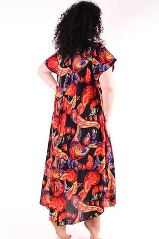 Женское летнее платье 1286-32, фото 2