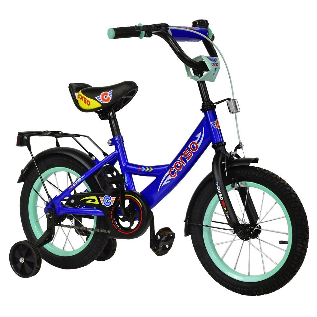Велосипед CORSO Синий С-14900