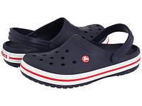 Crocs Кроксы Crocband Navy — Купить Недорого у Проверенных Продавцов ... 81a7862333adf