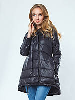 Куртка женская на синтепухе Black