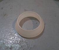 Резиново-силиконовый уплотнитель для бойлеров Thermex / белый / высокий под фланец Ø63мм для тэнов Thermex