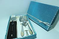 Оригинальный подарок куму сувенирный набор посуды с гравировкой надписи под заказ