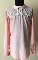 Блузка детская,школьная форма для девочки