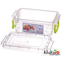 Контейнер пищевой LUX №1 (0.5 Л)