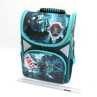 "Рюкзак для школы мальчикам ""Pirate""  JO-1804"