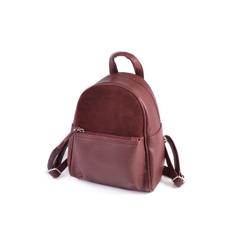 Женский маленький рюкзак М160-38 замш, цена 380 грн., купить в Луцке ... c680e8d26dc