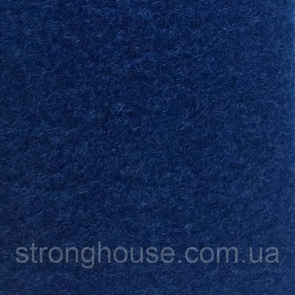 Синяя дорожка ExpoSalsa 401 на резиновой основе