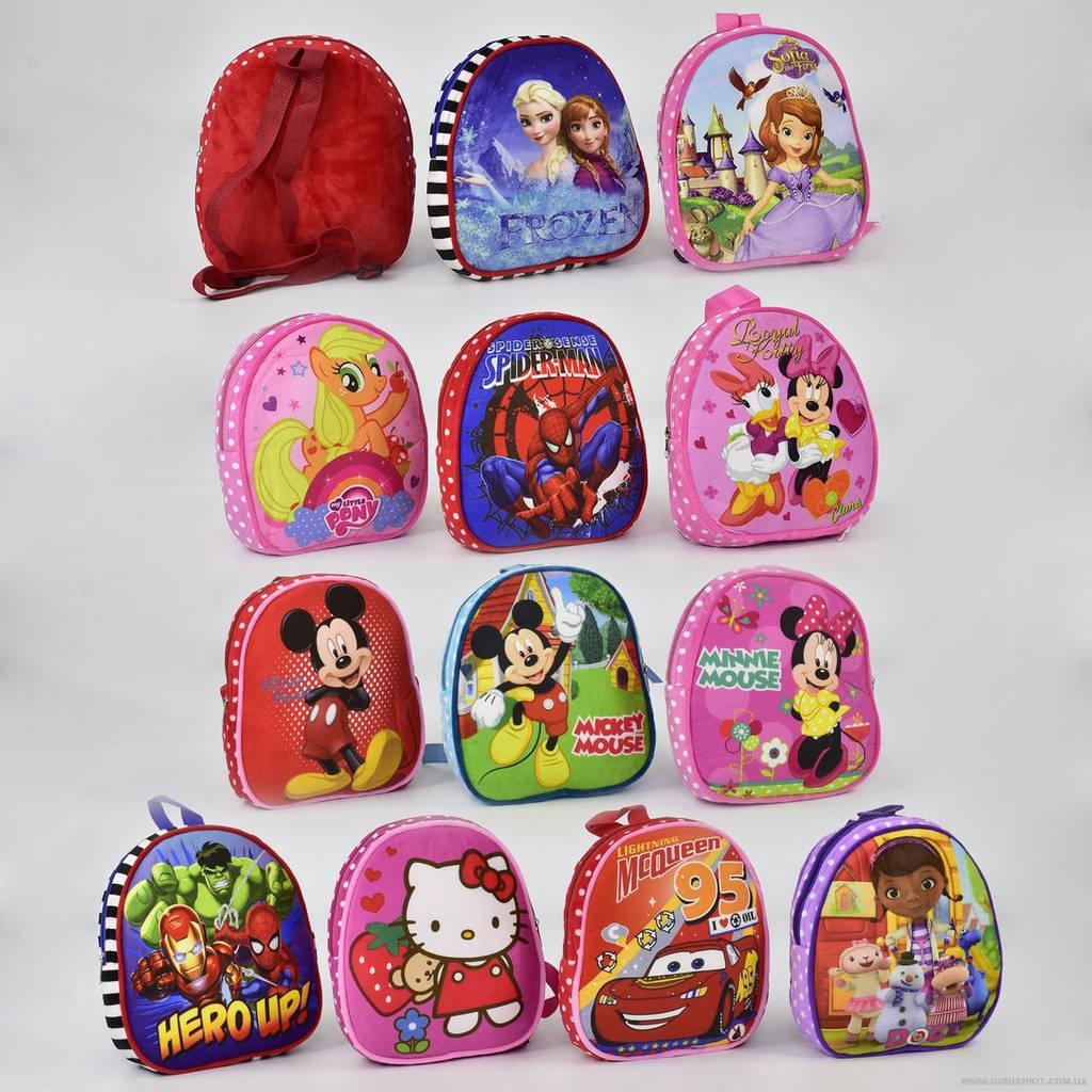 Рюкзак мягкий N 00059 ***
