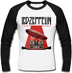 Футболка с длинным рукавом Led Zeppelin - Mothership