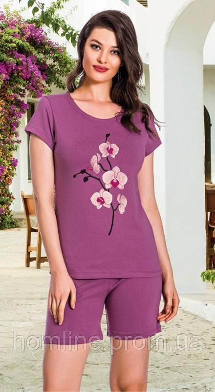 Жіночий одяг Lady Lingerie 7561 M комплект, майка шорти