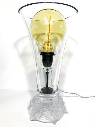 Настольный светильник Bohemia из богемского стекла